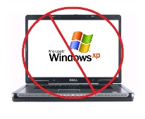 no windows xp